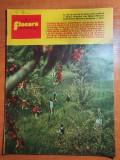 flacara 31 mai 1975-ceausescu la alba iulia,aiud,gura teghii,calugareni,cenaclul
