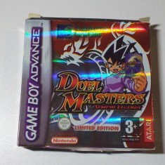 Duel Masters - Nintendo GameBoy Advance [Second hand], Actiune, 3+, Single player