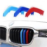 Emblema ornament plastic grila BMW MPower Seria 3 (F30,F31) 8 bare 2013-2017