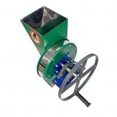 Tocator manual pentru radacinoase/legume/fructe Craft Tec, volum incarcare 15 l