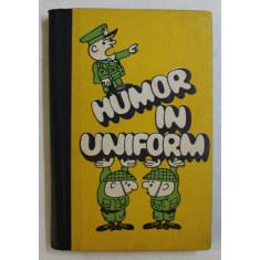 HUMOR IN UNIFORM , 1970