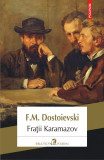 Fratii Karamazov   Feodor Mihailovici Dostoievski, Polirom