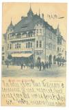 4960 - SIGHISOARA, Mures, Litho, Romania - old postcard - used - 1903, Circulata, Printata
