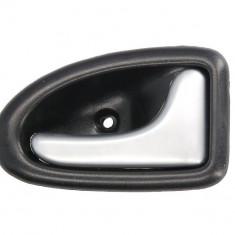 Maner usa fata spate dreapta interior, crom, RENAULT CLIO, MEGANE, TRAFIC intre 1996-2014