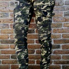 Pantaloni Army  - pantaloni barbati pantaloni camuflaj - cod 151