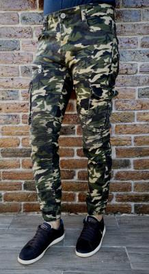 Pantaloni Army  - pantaloni barbati pantaloni camuflaj - cod 151 foto