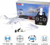 Drona Syma X5SW-1 Quadcopter 2.4GHz Trasmision WiFi + 2 Baterie 650 + 500 Mha