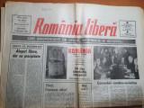 romania libera 7 ianuarie 1990-convorbirii romano-sovietice,mortii timisoarei