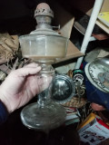 Lampa pe gaz vintage