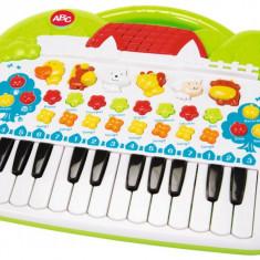 Orga electronica pentru bebelusi ABC, orga animalelor