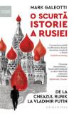 O scurtă istorie a Rusiei. De la cneazul Rurik la Vladimir Putin