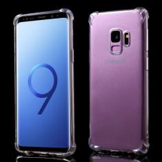 Cumpara ieftin Husa Antisoc Transparenta Samsung S9