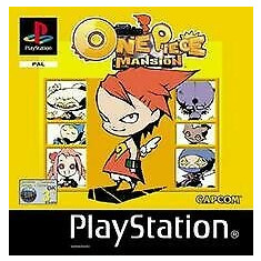 One Piece Mansion - PS1 [Second hand], Strategie, 12+