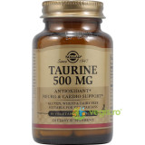 Taurine (Taurina) 500mg 50cps Vegetale