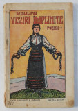VISURI IMPLINITE - POEZII de P. DULFU , 1930