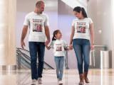 Set de tricouri personalizate pentru familie COD TP002
