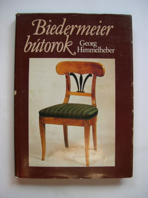 Mobilier, mobila Biedermeier. Prezinta si descrie 166 piese foto