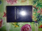 Mihai Eminescu - Poezii editie bilingva romana -franceza an1994/638pagini