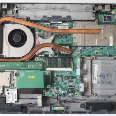 Cooler Sistem Racire Placa Video+Procesor Dell Inspiron 1720