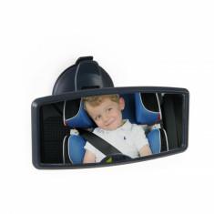 Oglinda auto Watch Me 2, sistem anti-spargere, 12 x 8 cm, Hauck