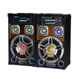 Boxe active Ailiang 801, USB, radio FM