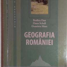 GEOGRAFIA ROMANIEI PENTRU EVALUARE NATIONALA, RODICA DAN,DANA SSCHELL, D. MARC