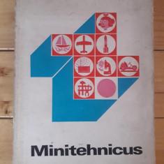 Minitehnicus pionier