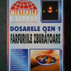 MISTERELE LUMII - DOSARELE OZN 1 FARFURIILE ZBURATOARE