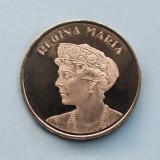 MONEDA 50 BANI ROMANIA 2019 , REGINA MARIA