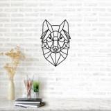 Cumpara ieftin Decoratiune pentru perete, Ocean, metal 100 procente, 37 x 57 cm, 874OCN1021, Negru