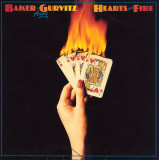 BAKER GURVITZ ARMY (GINGER BAKER) - HEARTS OF FIRE, 1976