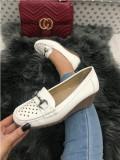 Pantofi dama albi cu talpa ortopedica marime  37, 38, 39, 40, 41+CADOU, Din imagine, Cu talpa joasa
