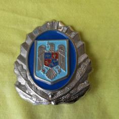 CUC ,EMBLEMA CASCHETA MINISTERUL DE INTERNE , NEFOLOSIT !