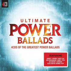 Various Artists Ultimate Power Ballads Box (3cd)