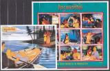 DB Disney  Guyana Pocahontas I MS + SS MNH
