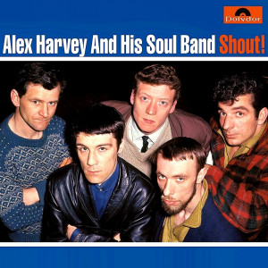 Alex Harvey Band Shout! LP 2017 (vinyl)