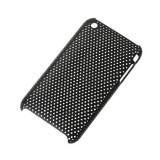 BACK COVER CASE IPHONE 3G/3GS SITA NEGRU, M-Life