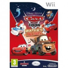 Cars Toons Matter's Tall Tales Wii