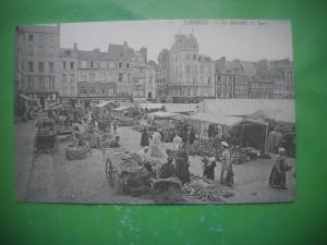 HOPCT 36983 PIATA LISIEUX  -SERIA FRANTA 1900-1905-NECIRCULATA