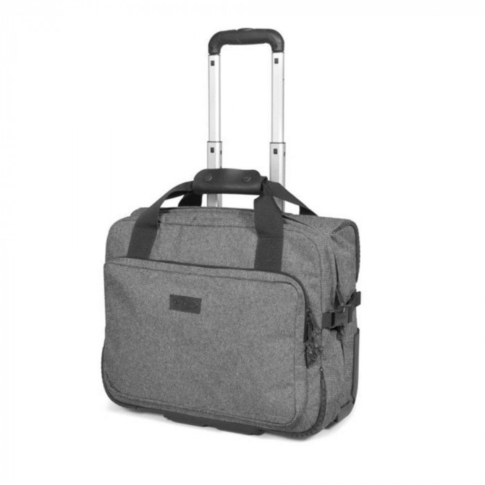 Troller laptop Eastpak EK07A08I Kaley Horizontal 15 inch gri