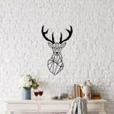 Cumpara ieftin Decoratiune pentru perete, Ocean, metal 100 procente, 37 x 59 cm, 874OCN1039, Negru