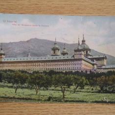 AB1 - 14 - SPANIA - CIRCULATA LA 1912