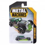 Masinuta Metal Machines Nitro Rider, 1:64, Gri