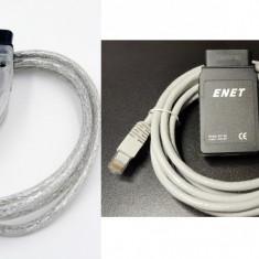 Pachet interfete diagnoza BMW Inpa K+DCAN si Enet, Rheingold + manuale