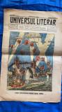 ZIARUL UNIVERSUL LITERAR DIN 27 MARTIE 1916