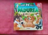 Carte pentru copii PADUREA, educativa si distractiva