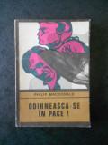 PHILIP MACDONALD - ODIHNEASCA-SE IN PACE (Colectia ENIGMA)