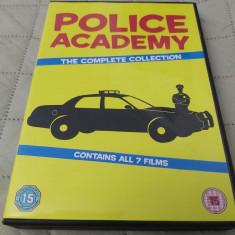 Police Academy ( Academia de Politie ) Comedie - 7 DVD - subtitrate in romana