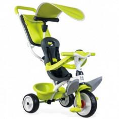 Tricicleta Pentru Copii Smoby Baby Balade - Green