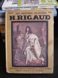 LE PEINTRES ILLUSTRES. H. RIGAUD